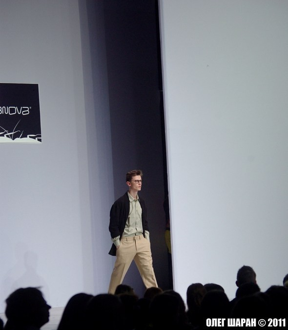 Изображение 29. Volvo Fashion Week: Tarakanova Men's Collection.. Изображение № 29.