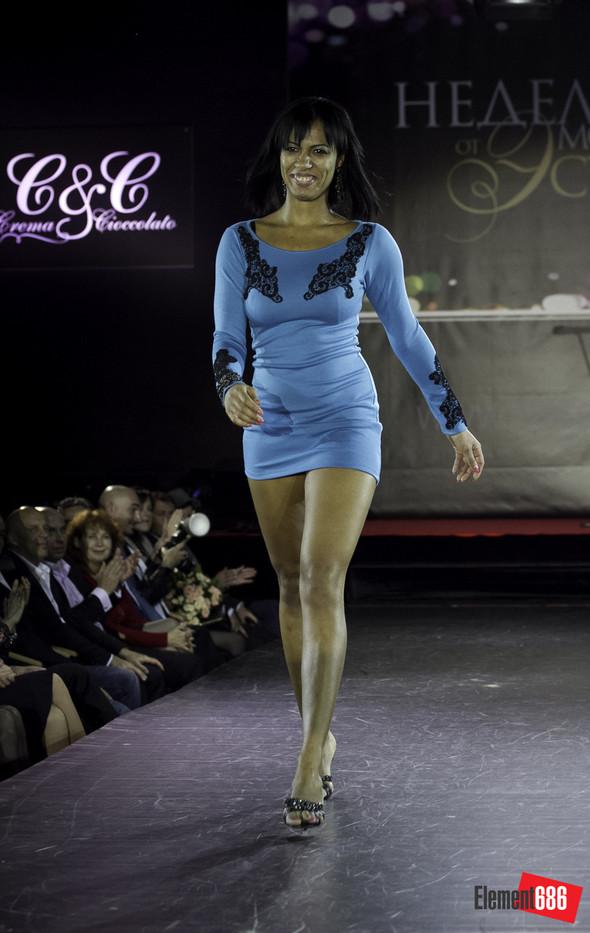 Неделя моды от «Эстет»: осень-2011 (05.10.2011). Изображение № 18.