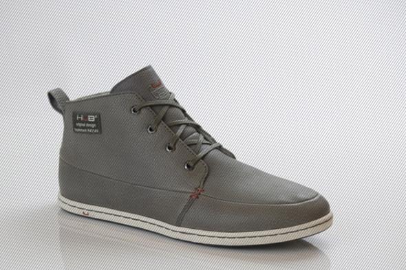 Подходящая для русских зим обувь HUB. Изображение № 8.