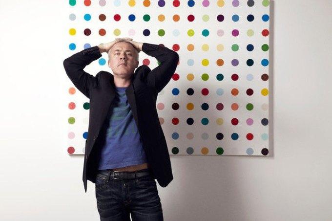 Дэмиен Херст объявил конкурс для молодых художников. Изображение № 1.