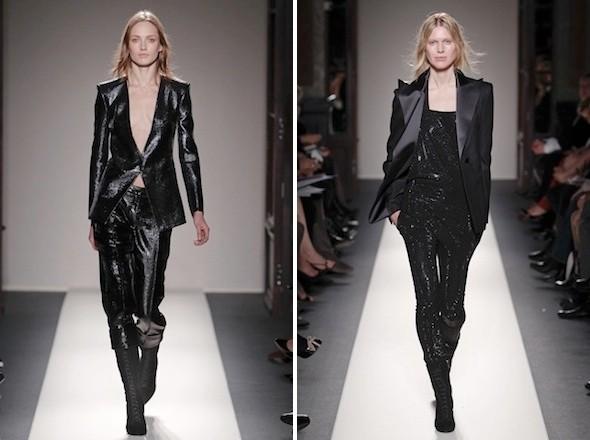 Изображение 9. Показы на Paris Fashion Week FW 2011: день 3.. Изображение № 8.