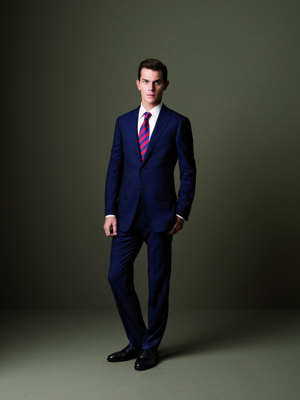Alfred Dunhill SS 2012. Изображение № 1.