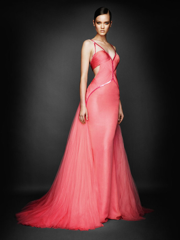 Atelier Versace FW 2010. Изображение № 19.