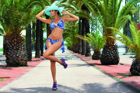 Мисс Россия-2012 дефилирует в купальнике Marc & Andre. Изображение № 6.