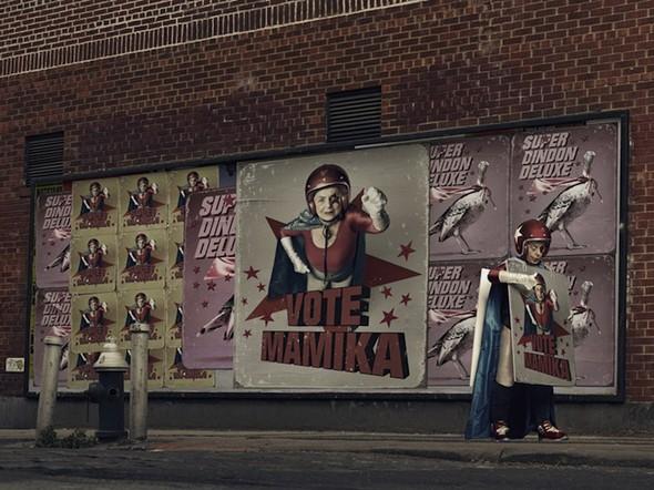 """СуперБабушка """"Mamika"""". Изображение № 11."""