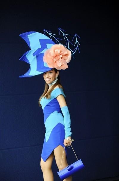 Самые необычные иизысканных шляпки Royal Ascot. Изображение № 25.