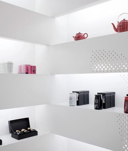 Дизайн чайного магазина отWE Architecture. Изображение № 3.