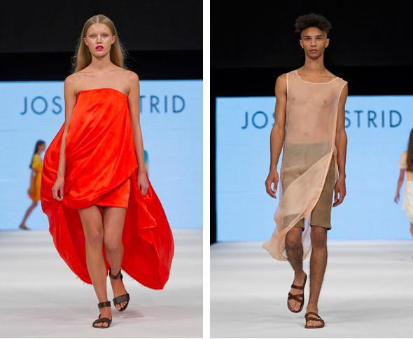 Stockholm Fashion Week SS 2012: Молодые шведские дизайнеры. Изображение № 12.