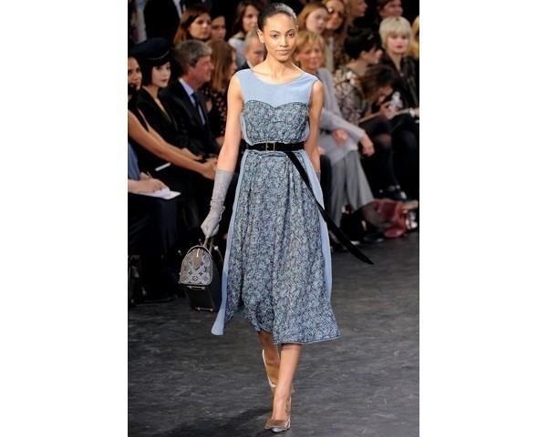 Можно все: Модели на показе Louis Vuitton. Изображение № 8.
