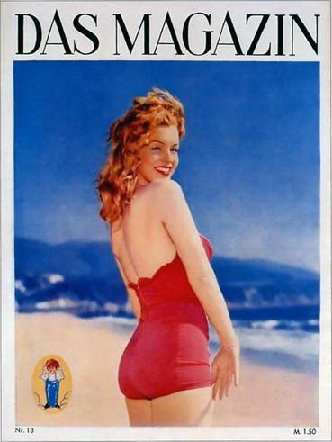Изображение 38. Marilyn Monroe, pin-up girl.. Изображение № 20.