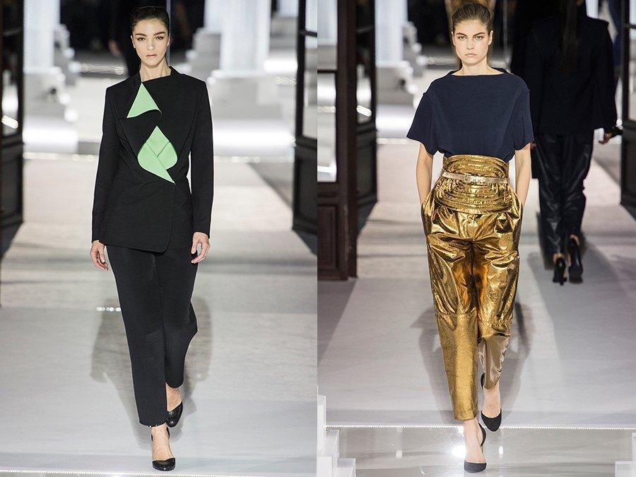 Неделя моды в Париже:  День 9. Изображение № 18.