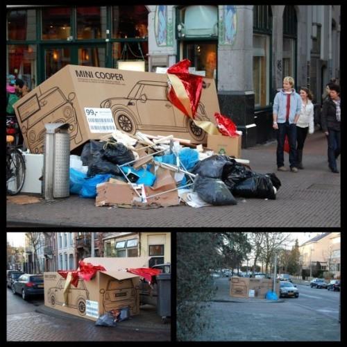 Новогоднее - Рождественский креатив в рекламе. Изображение № 57.