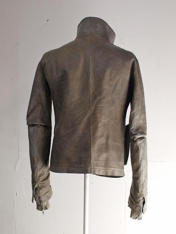 Изображение 3. Carol Christian Poell. Пара курток для зомби.. Изображение № 3.