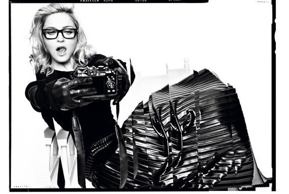 Мадонна в Harper's Bazaar. Изображение № 7.