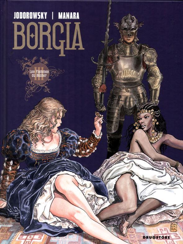 Borgia. Изображение № 1.
