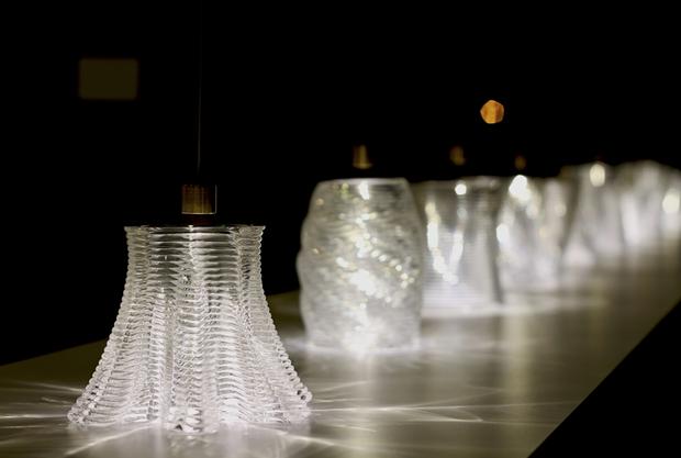 В MIT показали печать расплавленным стеклом иизделия изнего. Изображение № 17.