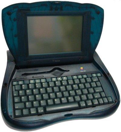 Эволюция дизайна ноутбуков apple 1989 – 2008. Изображение № 7.