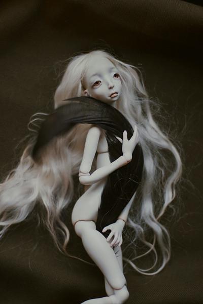 Изображение 10. Фарфоровые куклы Лидии Снуль.. Изображение № 6.