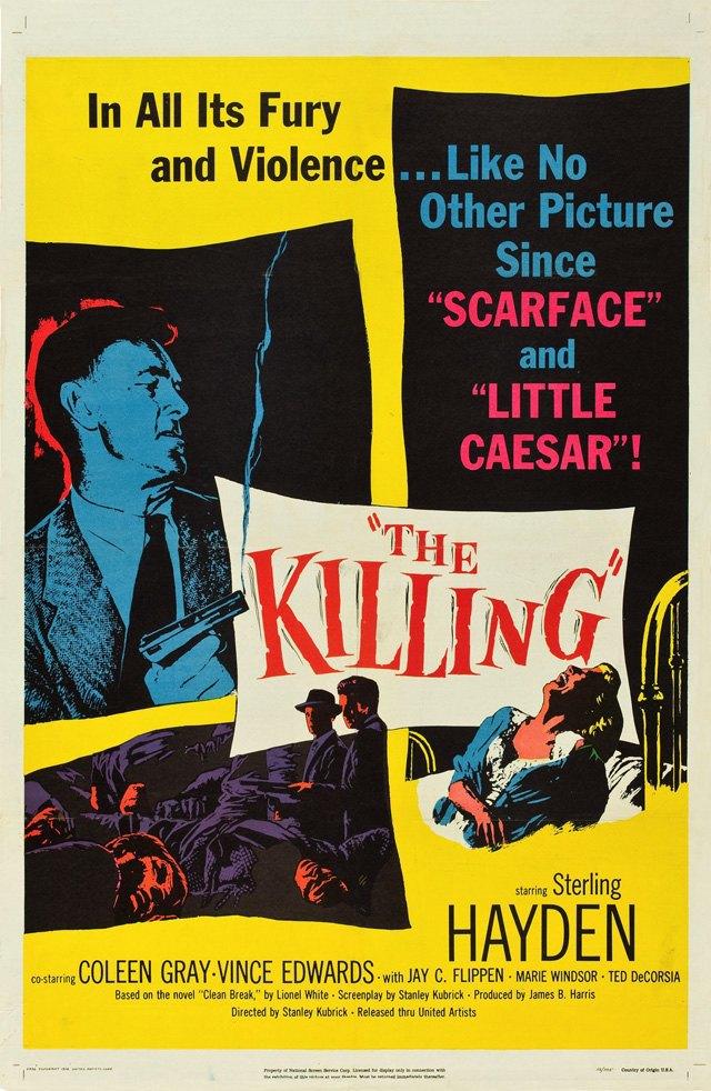 Постер к фильму «Убийство». Изображение № 14.