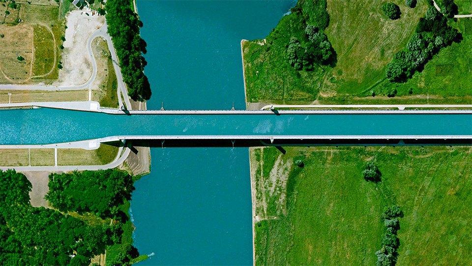 Снимки из космоса, напоминающие о хрупкости природы. Изображение № 14.
