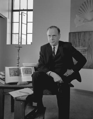 Marshall McLuhan: завертушками профессор. Изображение № 1.
