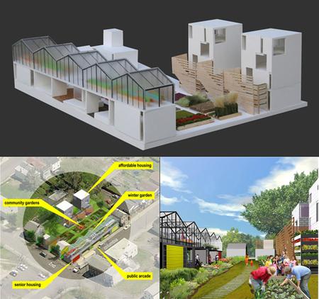Архитектура вчерте бедности. Изображение № 7.