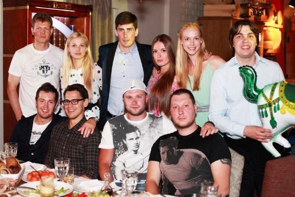 Открытие летней веранды ресторана Балкон с группой Виа Гра!. Изображение № 9.