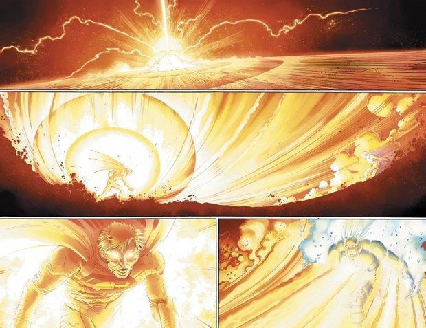 Супермен получит новую способность. Изображение № 4.
