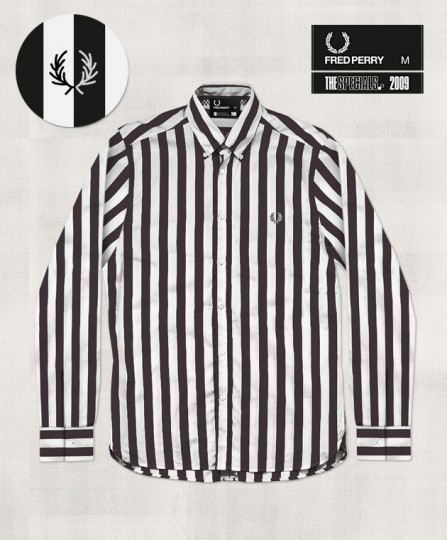Fred Perry x The Specials 2011. Изображение № 4.