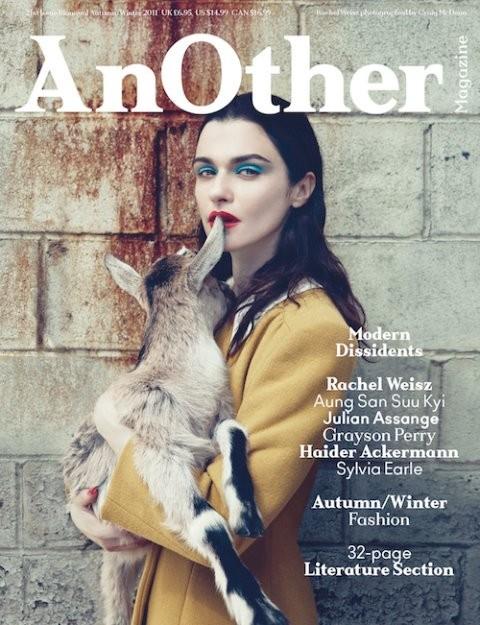 Обложки: AnOther, V и другие. Изображение № 4.
