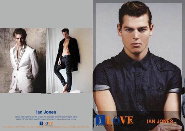 Show Package – Milan Men SS 10: I Love Models Mgmt. Изображение № 23.