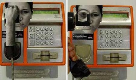Топ-10 шоковой социальной рекламы. Изображение № 5.