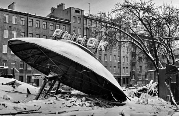 «Потрясающий город» Александра Петросяна. Изображение № 43.