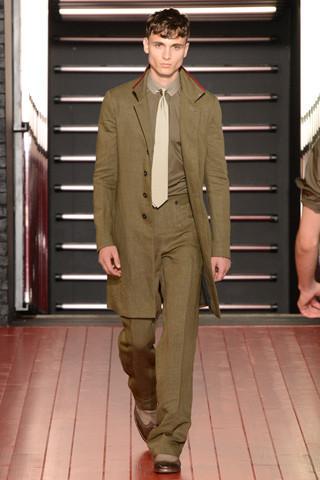 Неделя мужской моды в Милане: День 1. Изображение № 33.