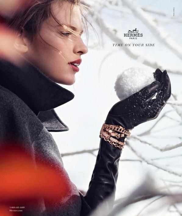 Волшебная рекламная кампания Hermès осень-зима 2012. Изображение № 7.