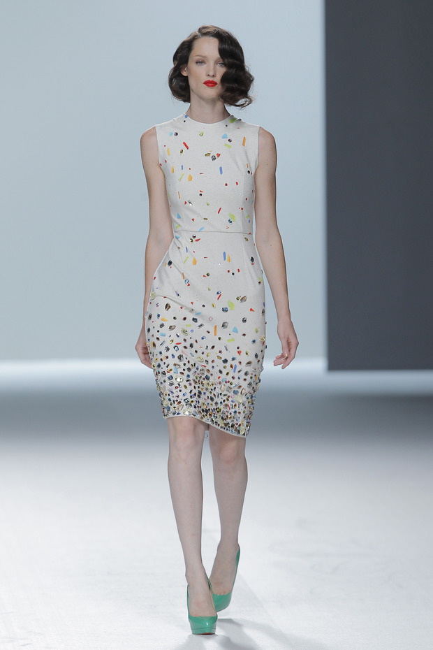 Madrid Fashion Week SS 2013: DAVIDELFIN. Изображение № 27.