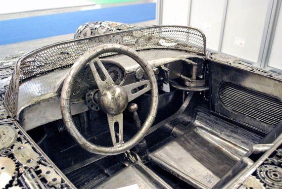 Серия необычных авто от Giganten Aus Stahl. Изображение № 10.