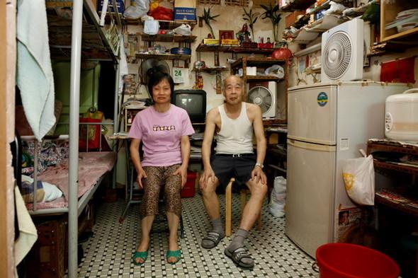 100 маленьких квартир Гонконга. Изображение № 7.