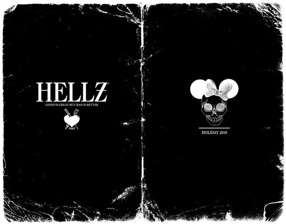 Hellz Bellz Holiday 2010 Culture Vultures. Изображение № 1.