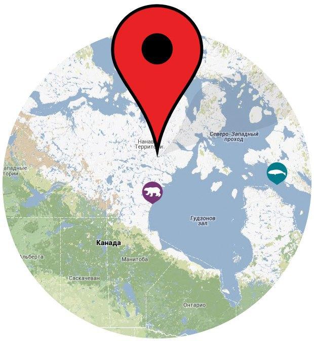 10 способов по-новому взглянуть на карты Google. Изображение № 5.