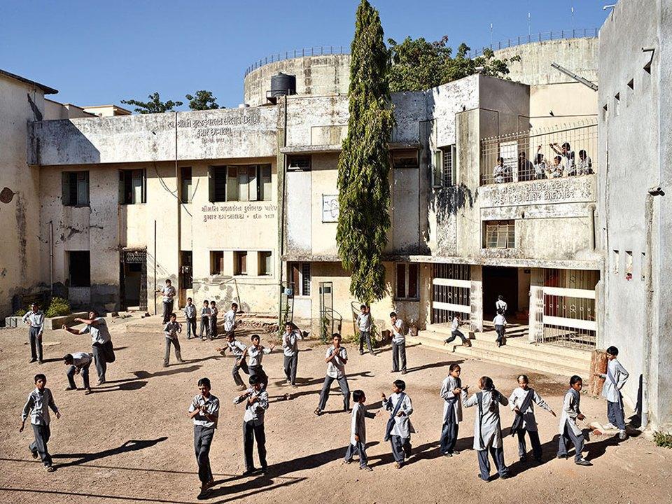 Фото: как выглядят детские площадки вразных странах мира . Изображение № 10.