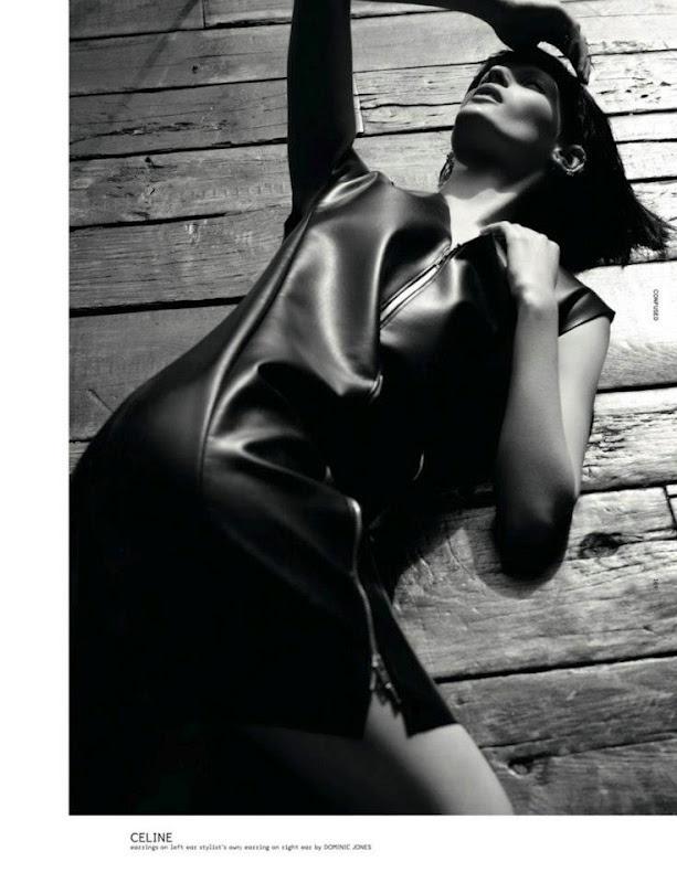 Новые съемки Dazed & Confused, Vogue, Pop и Madame Figaro. Изображение № 19.