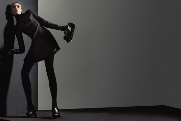 Fashion Advertisements, Выпуск 11 лучшие фотографии изрекламных кампаний модных брендов 2008. Изображение № 30.
