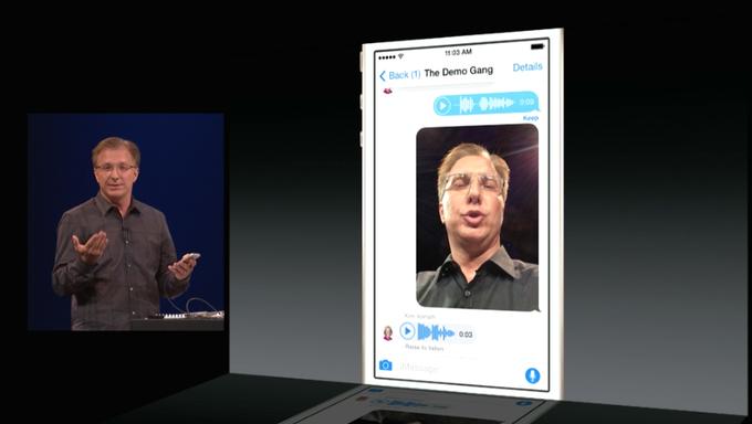 GIF-трансляция  с WWDC 2014. Изображение № 26.