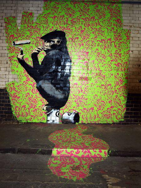 Изображение 24. Cans Festival – Banksy ивсе-все-все.. Изображение № 24.