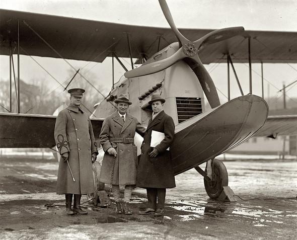 Фотографии авиации, начало прошлого века. Изображение № 7.