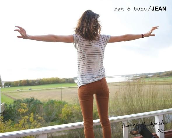 Кампания: Ханнели Мустапарта для Rag & Bone. Изображение № 14.