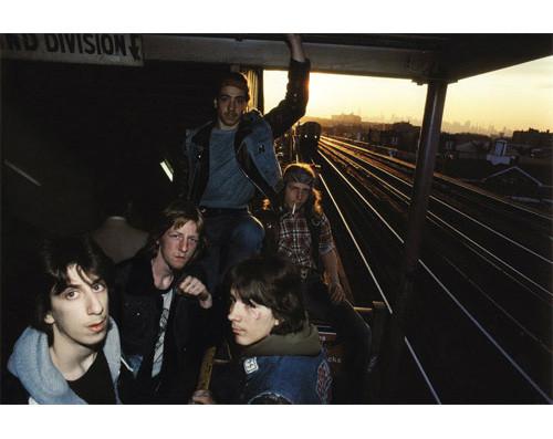 Метрополис: 9 альбомов о подземке в мегаполисах. Изображение № 22.