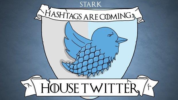 Социальные сети стали домами «Игры престолов». Изображение № 11.