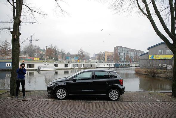 Изображение 3. Амстердам: центр с Филипом.. Изображение № 3.